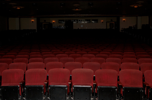 Seat「Theatre auditorium and seating」:スマホ壁紙(12)