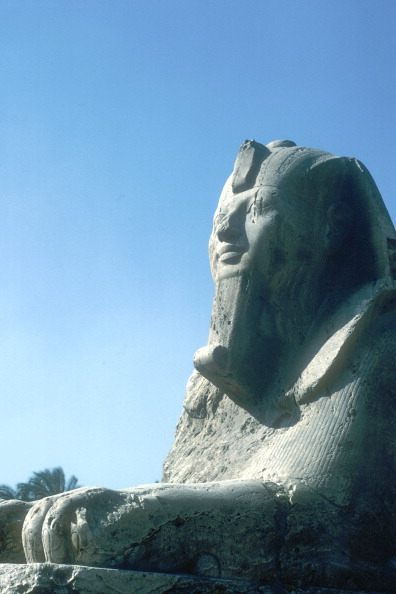 Alabaster「Alabaster Sphinx, Memphis, Egypt, 18th or 19th Dynasty, c14th-13th century BC.」:写真・画像(8)[壁紙.com]
