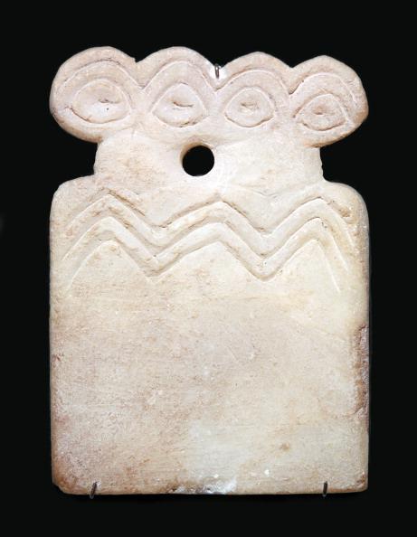 Alabaster「Syrian Eye-goddess.」:写真・画像(4)[壁紙.com]