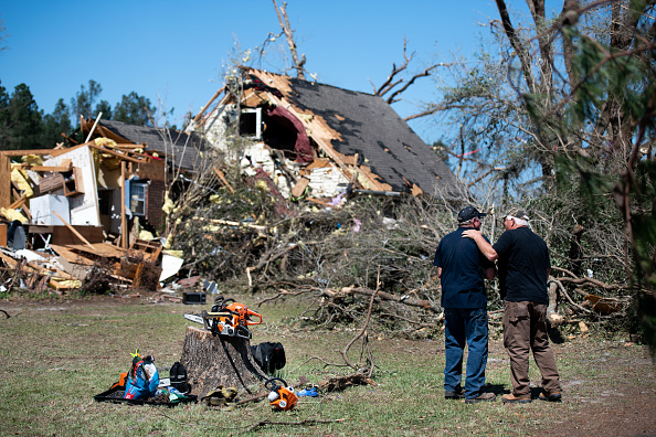 Extreme Weather「At Least 30 Dead As Severe Storms Spawn Tornados In Southern U.S.」:写真・画像(19)[壁紙.com]