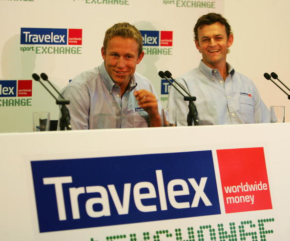 Adam Gilchrist「Travelex Sport Exchange Launch」:写真・画像(0)[壁紙.com]
