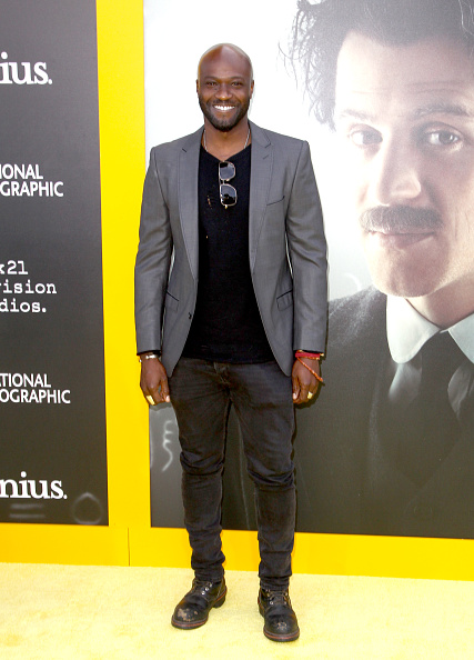 人体部位「National Geographic's Premiere Screening of 'Genius' in Los Angeles」:写真・画像(8)[壁紙.com]