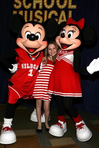 ミニーマウス「Disney Family Night At High School Musical」:写真・画像(9)[壁紙.com]