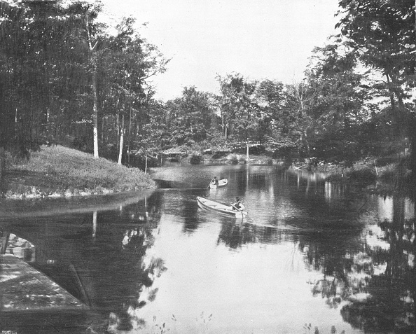 1900「Lakelet In The Grounds Of The Soldiers Home」:写真・画像(10)[壁紙.com]
