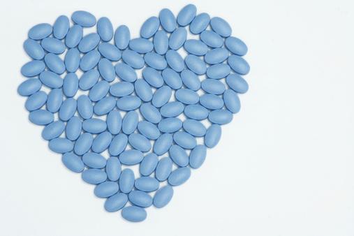 Heart「Blue Pills of Love」:スマホ壁紙(6)