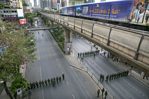 Paula Bronstein「Military Coup Continues In Thailand」:写真・画像(13)[壁紙.com]