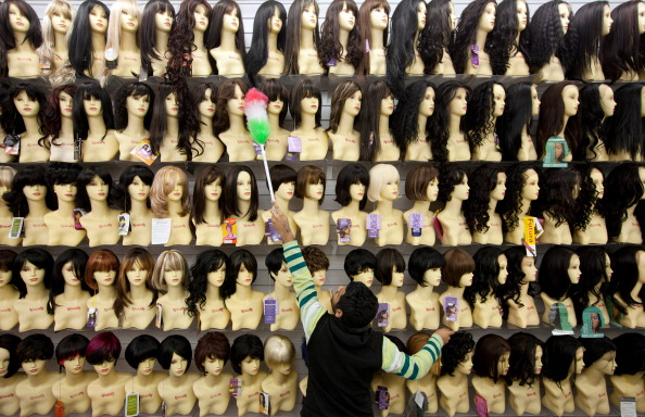 Wig「Hair And Beauty Salons Are The Fastest Growing Businesses On The High Street」:写真・画像(1)[壁紙.com]
