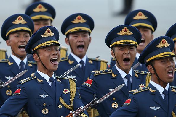 式典「Singapore Prime Minister Lee Hsien Loong Visits China」:写真・画像(8)[壁紙.com]