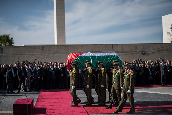 Publication「Funeral Of Palestinian Minister Ziad Abu Ein」:写真・画像(8)[壁紙.com]