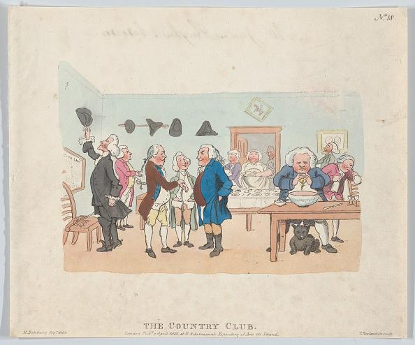 Dining Room「The Country Club」:写真・画像(12)[壁紙.com]
