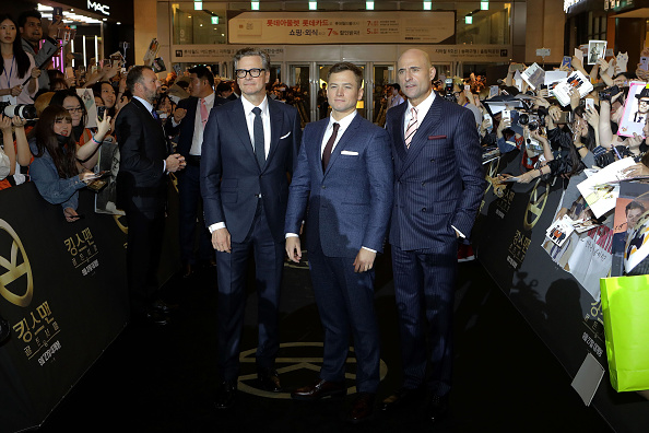 エンタメ総合「'Kingsman: The Golden Circle' Seoul Premiere」:写真・画像(12)[壁紙.com]