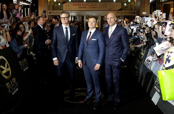 セレブリティ「'Kingsman: The Golden Circle' Seoul Premiere」:写真・画像(14)[壁紙.com]