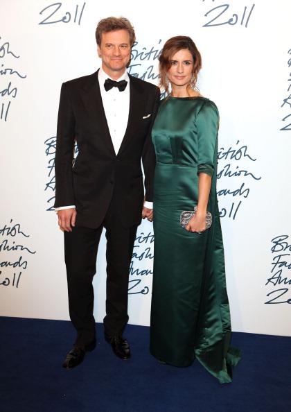 Alexander McQueen - Designer Label「British Fashion Awards 2011 - Arrivals」:写真・画像(14)[壁紙.com]