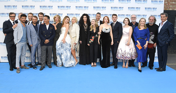 Bjorn Ulvaeus「Mamma Mia! Here We Go Again World Premiere」:写真・画像(4)[壁紙.com]