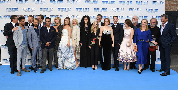 Bjorn Ulvaeus「Mamma Mia! Here We Go Again World Premiere」:写真・画像(3)[壁紙.com]