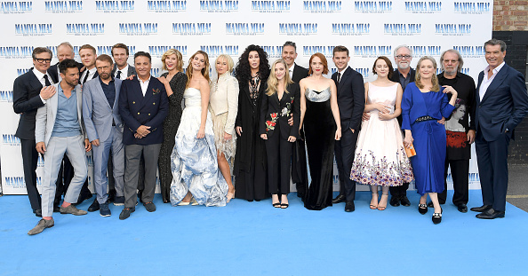 Bjorn Ulvaeus「Mamma Mia! Here We Go Again World Premiere」:写真・画像(2)[壁紙.com]