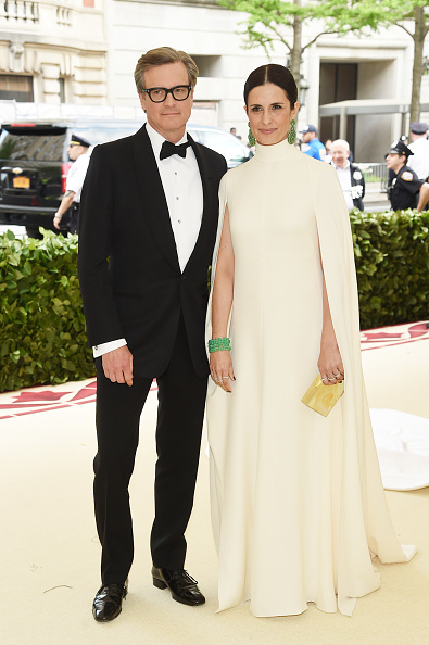 Colin Firth「Heavenly Bodies: Fashion & The Catholic Imagination Costume Institute Gala - Arrivals」:写真・画像(1)[壁紙.com]