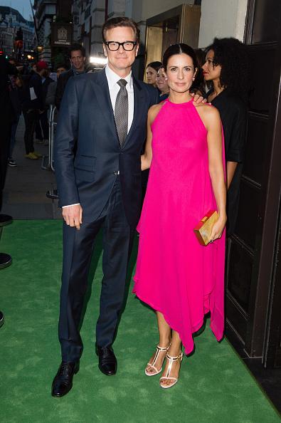 Hot Pink「A Green Carpet Challenge BAFTA Night - LFW September 2016」:写真・画像(12)[壁紙.com]