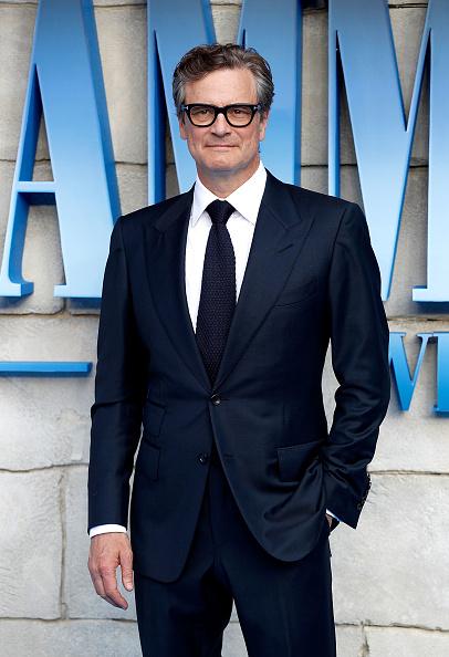 白いシャツ「'Mamma Mia! Here We Go Again' - UK Premiere - Red Carpet Arrivals」:写真・画像(6)[壁紙.com]