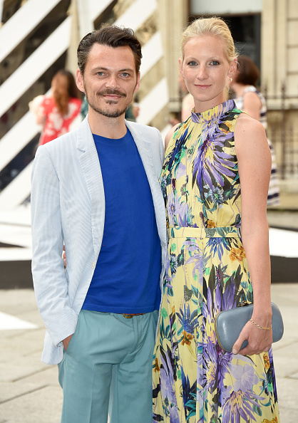 Multi Colored Dress「Royal Academy of Arts Summer Exhibition 2016 - VIP Preview」:写真・画像(2)[壁紙.com]