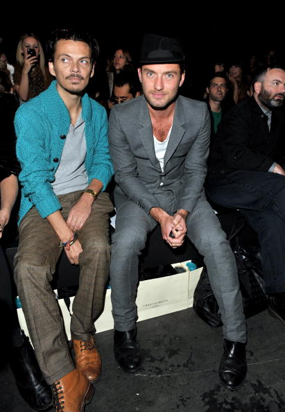 Spring Collection「Celebrities On The Front Row: Day Two - LFW Spring/Summer 2011」:写真・画像(9)[壁紙.com]