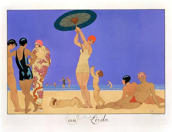水着「At The Lido' 1920」:写真・画像(10)[壁紙.com]