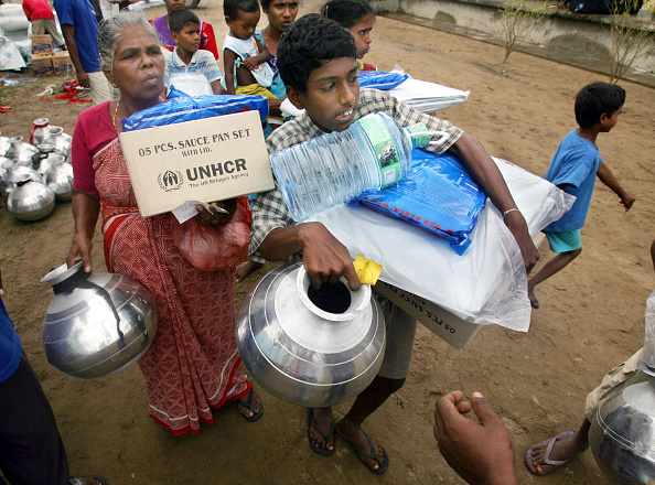UNHCR「Southeast Asia Continues To Recover From Massive Tsunami」:写真・画像(4)[壁紙.com]