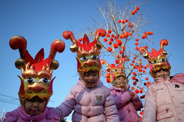 お祭り「China Celebrates The Year Of The Dragon Spring Festival」:写真・画像(1)[壁紙.com]
