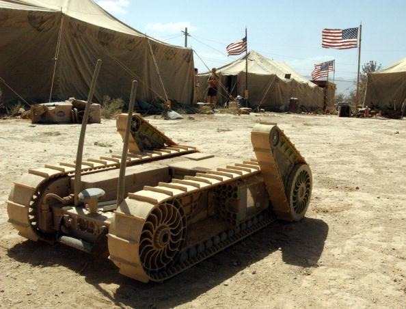 Bagram「Military Robots In Bagram」:写真・画像(12)[壁紙.com]