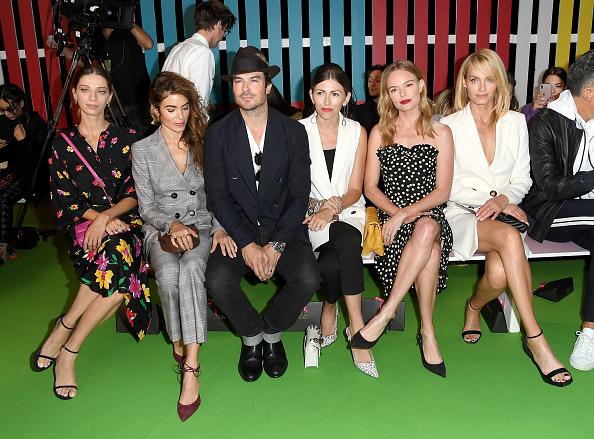 ニューヨークファッションウィーク「Escada - Front Row - September 2018 - New York Fashion Week」:写真・画像(8)[壁紙.com]