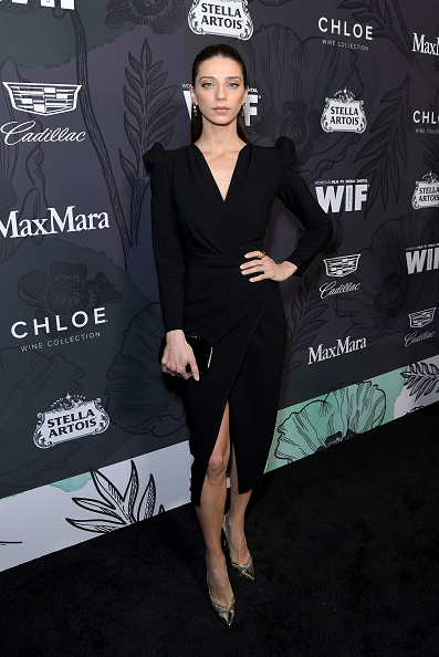 Presley Ann「12th Annual Women In Film Oscar Nominees Party Presented By Max Mara With Additional Support From Chloe Wine Collection, Stella Artois and Cadillac - Red Carpet」:写真・画像(10)[壁紙.com]