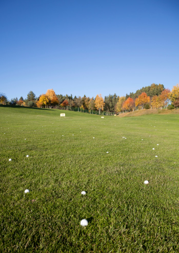 Taking a Shot - Sport「golf driving range meadow scenic」:スマホ壁紙(11)