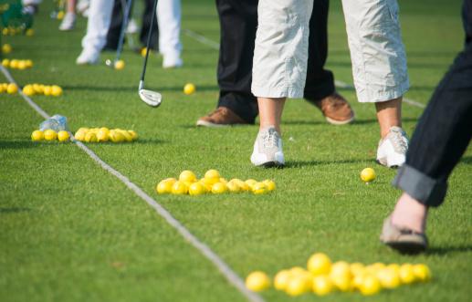 Taking a Shot - Sport「Golf Driving Range」:スマホ壁紙(7)