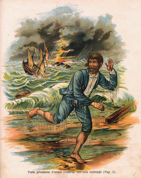 Fototeca Storica Nazionale「Robinson Crusoe」:写真・画像(14)[壁紙.com]