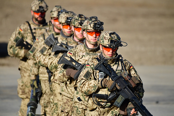 German Military「Bundeswehr Holds Multi-Day Exercises」:写真・画像(0)[壁紙.com]