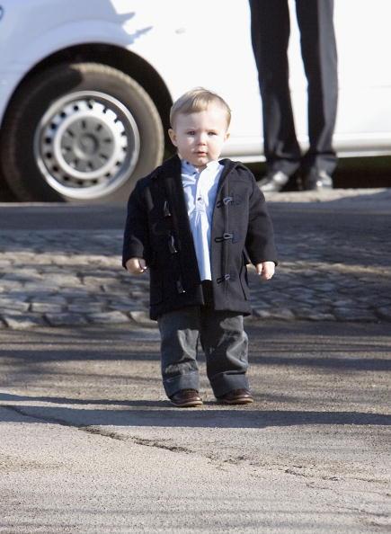 Day 1「Prince Christian - First Day At Nursery School」:写真・画像(14)[壁紙.com]