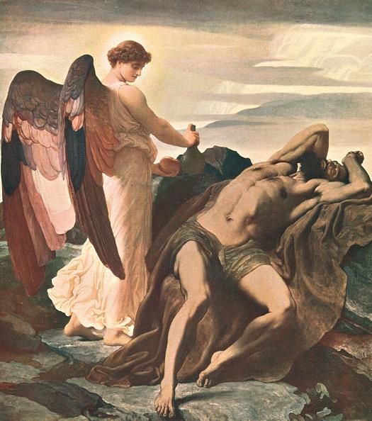 Human Role「Elijah In The Wilderness」:写真・画像(10)[壁紙.com]