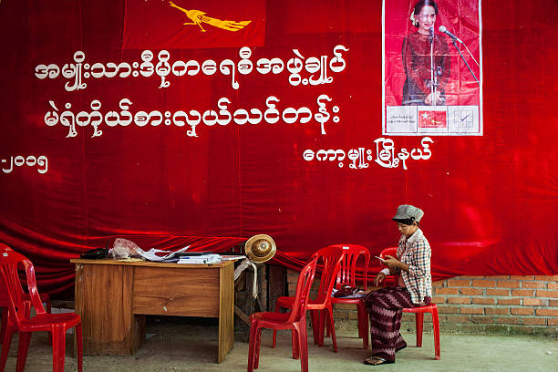 Myanmar General Election:ニュース(壁紙.com)