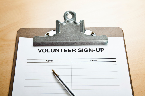Volunteer「Volunteer Sign-Up」:スマホ壁紙(1)