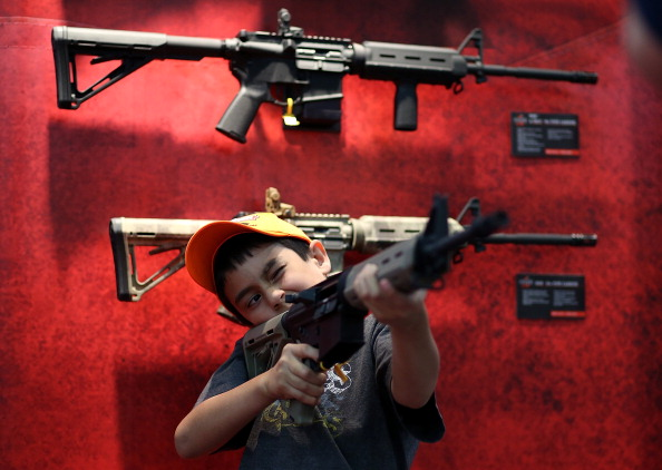 Weapon「NRA Gathers In Houston For 2013 Annual Meeting」:写真・画像(12)[壁紙.com]