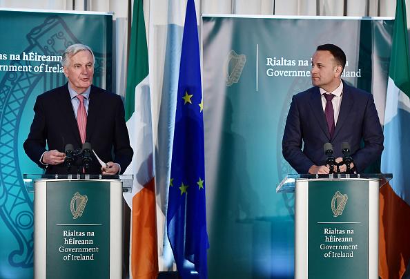 Brexit「Michel Barnier Visits The UK / Irish Border」:写真・画像(16)[壁紙.com]