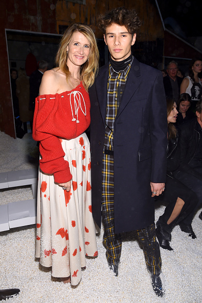 ニューヨークファッションウィーク「Calvin Klein Collection - Front Row - February 2018 - New York Fashion Week」:写真・画像(17)[壁紙.com]