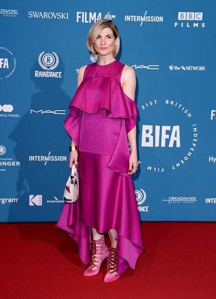 Ruffled「The 21st British Independent Film Awards - Red Carpet Arrivals」:写真・画像(18)[壁紙.com]