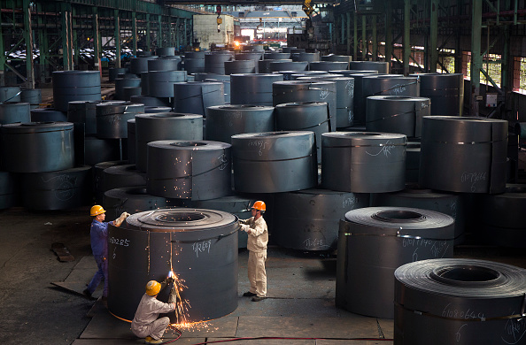 Industry「China Two Steel Giants Are About To Merge」:写真・画像(2)[壁紙.com]
