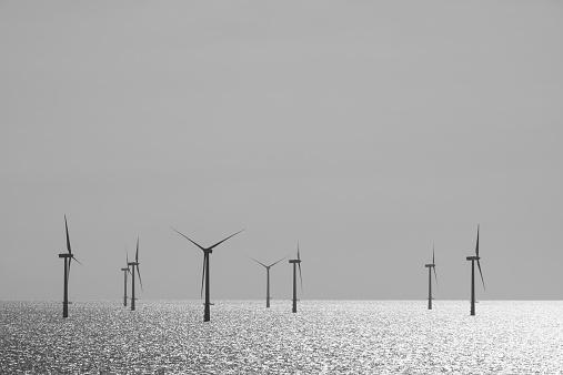 Belgium「Belgium, West Flanders, Ostende, Zeebruegge, Thorntonbank Wind Farm」:スマホ壁紙(14)