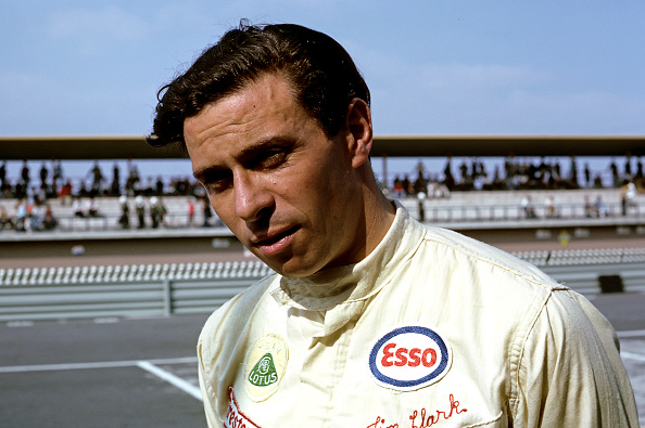 1人「Jim Clark, Grand Prix of Mexico」:写真・画像(18)[壁紙.com]