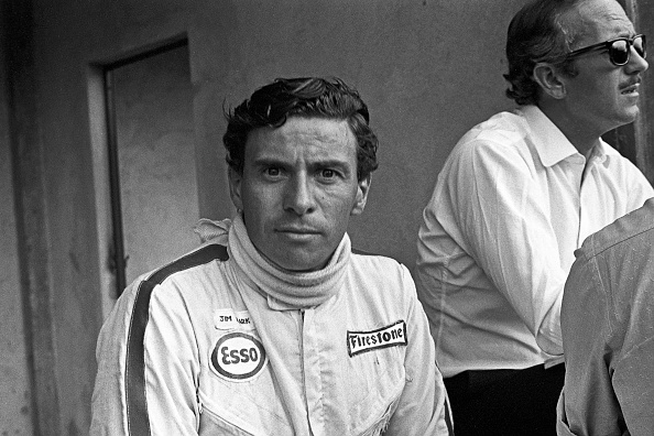 Sports Car「Jim Clark, Grand Prix Of Italy」:写真・画像(14)[壁紙.com]