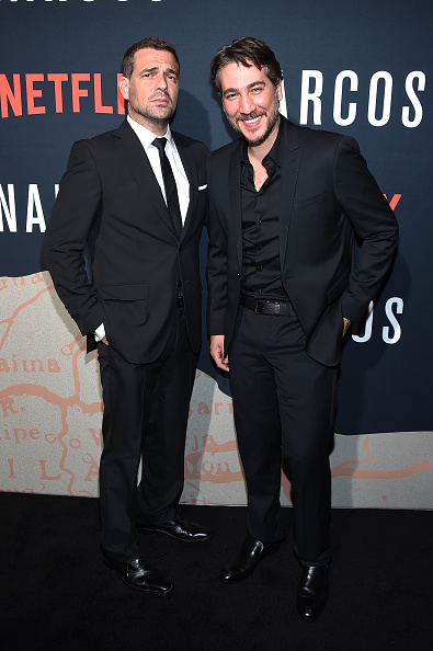 USA「'Narcos' Season 3 New York Screening - Arrivals」:写真・画像(16)[壁紙.com]