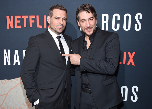USA「'Narcos' Season 3 New York Screening - Arrivals」:写真・画像(18)[壁紙.com]