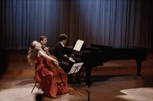 クラシック音楽「Du Pre And Barenboim」:写真・画像(14)[壁紙.com]
